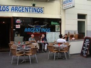 grill restaurant Los Argentinos
